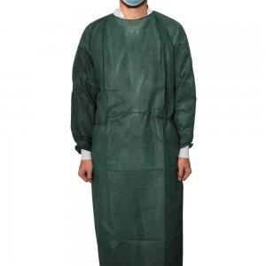 Coat Protect Comfort Schutzkittel Dunkelgruen 175553